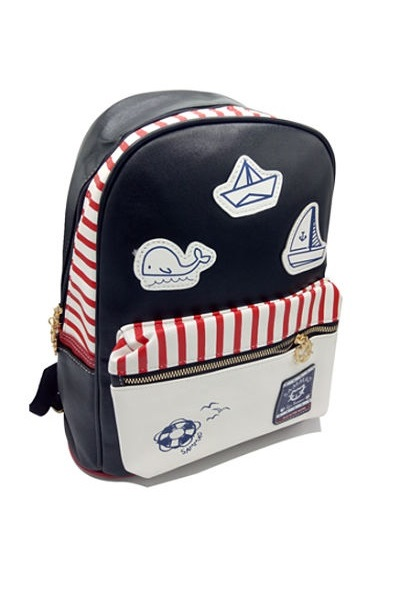 Trensy Sticker Backpack